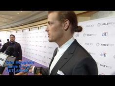 Here are Sam Heughan, Caitriona Balfe, Tobias Menzies and Diana Gabaldon's interviews with Whedonopolis at PaleyFest 2015. More after the jump! -