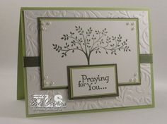 Tree of Prayers by T.Sacrison - Cards and Paper Crafts at Splitcoaststampers