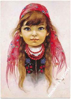 Muszyńska Zamorska Dziecko dziewczynka krakowianka (5942549096) - Allegro.pl - Więcej niż aukcje.