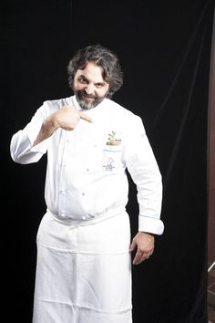 The Chef: Marco Stabile - Ora D'Aria. Firenze