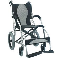 Buy ARREX CANADA Tino-X Compact Aluminium Wheelchair at Cheapest Price, Rs. 8,840 only By Senior Shelf  This Featherweight ( 7.5 kgs only ) Lightweight Aluminium wheelchair is especially designed to help you navigate through the tight spaces of an airplane or railway compartment or indoors . Highly compact, they can fold-up or collapse to a fraction of their size making it an ideal companion for travelling.