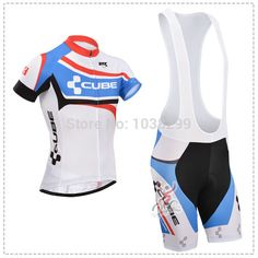 Cheap wear snood, Buy Quality clothing storage directly from China wear protective clothing Suppliers: 2014 Pro Team Cube Cycling Clothing White Blue Men's White Bicycle Summer Short Jersey+ Bib Shorts/ Pants Mountain Bike