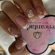 Valentine Nail Art, Valentines, Elegant Nails, Short Nails, Glitter Nails, Nail Art Designs, Spa, Beauty, Toe Nail Art
