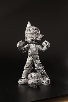 Atom Comics, Astro Boy, Collectible Figurines, Diecast, Robot, Tokyo, Japan, Statue, Art