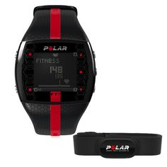 Best Seller! Newest Version with H1 Transmitter  Heart Rate - Designed for Basic Fitness, Weight Loss and ExerciseFeatures EnergyPointer (tells you if the main effect of your training is fitness improvement or fat burning), displays calories burned and a coded heart rate transmission to avoid cross-talk.