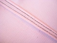 sew a straight line: How to Sew a Plain Seam with Clean-Edge Finish