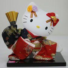 JAPANESE HAGOITA HELLO KITTY  DOLL OUKA CHREE 18-16sakurabana
