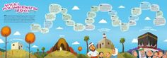 Kuranı kerimde geçen sure isimlerinin anlamlarını biliyor musunuz? (Sureisimleriinfografik) The last time the names of the Holy Quran Efendimiz'in (Sav) kutlu yolculuhu. (Hicret infografik) Prophet Muhammad Migrated to Medina Resimlerle elifba öğreniyorum (Kuran alfabesi infografik) Quran arabic training Sevgili Peygamberimizin hayatı – infografik The Life Of The Prophet Muhammad for children – infographics Şehirler ve Manevi Sahipleri (Evliyalar infografik) Esmaü'l Hüsna infografik اسماء…