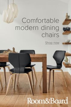 Free UPS shipping on select dining chairs.