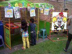 Renta De Puestos De Feria Tipo Kermes Fiestas Infantiles
