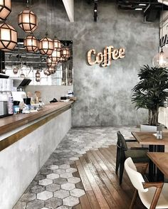 "5,626 Likes, 185 Comments - Sveta // Travel + Lifestyle (@sdamiani) on Instagram: ""The most perfect coffee shop interior  Spent my Sunday here and it was lovely. . Идеальный по…"""