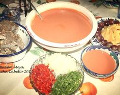 GAZPACHO photorecipe by De Buena  Mesa - Cookbooth