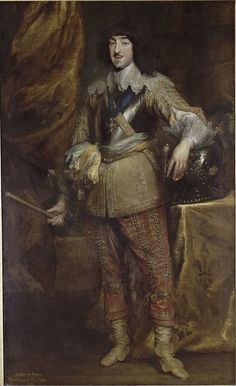Gaston, Duke of Orléans (1608-1660) Son of Henry IV of France and Marie de Medici. Wife of Marie de Bourbon and Marguerite of Lorraine