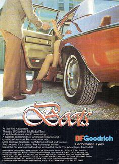 Old Advertisements, Retro Advertising, Holden Australia, Australian Cars, Performance Tyres, General Motors, Monster Trucks, American, Things To Sell