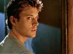 Jensen Ackles as Alec in Dark Angel,,,, ok ok ok ok ok oK OK OOOKKKK gawd...