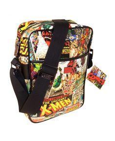 044cf25ea962 This Marvel Comics Retro Shoulder Bag features a continuous Marvel Comics  colour design. Marvel Avengers