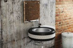 - Are you in the hunt of an eye catching washbasin? Get all your comfort with this functional QS Supplies Mac Wheel Basin with Bottle Trap. Tire Furniture, Garage Furniture, Car Part Furniture, Retro Furniture, Round Kitchen Sink, Garage Organization Tips, Tire Art, Shower Taps, Tyres Recycle