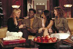 Charlie's Angels 2. Cameron Diaz, Bernie Mac, Lucy Liu and Drew Barrymore (2003)