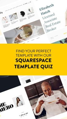 Find the perfect Squarespace template with our template quiz. Not every Squarespace template can do everything. Some don't allow Index Pages, some have specific limitations in the footer. But don't worry, we've done ALL the research for you! This quiz w Marketing Articles, Content Marketing, Brain Overload, Online Coaching, Do Everything, Don't Worry, No Worries, How To Find Out, Finding Yourself