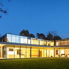 Keller Wintergarten villa glasscube near the belgian coast keller ag openings
