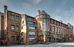 Charles Rennie Mackintosh: MackIntosh's Scotland Street School