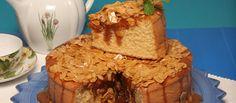 Uma receita de encantar. Bolo de amêndoa ;)   http://www.teleculinaria.pt/receitas/bolo-de-amendoa