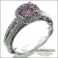 Pink ring, Beautiful!