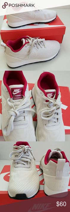 NWT Nike Running Shoes New Nike running shoes.  Lightweight, flexible, breathable. Nike Shoes Athletic Shoes