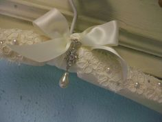 decorated padded hanger