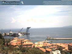 Giglio: the Costa Concordia Mon July 08 2013 11:00:05