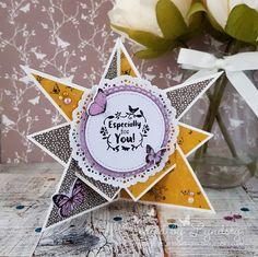 Star Effect Card - Dovecraft Nat...   Craft Inspiration