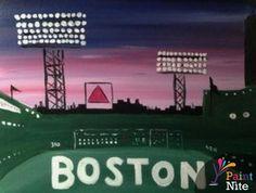Paint Nite Boston | David Daykin