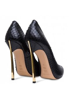 CASADEI STILETO PUMPS