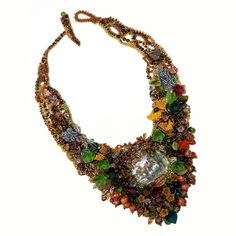 My Lovely Beads :: Necklace - Hidden Manor