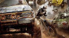 Motorstorm Apocalypse Video Game Wallpaper