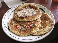 Miércoles de rico desayuno...