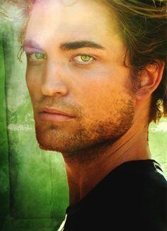 Gorgeous Robert Pattinson