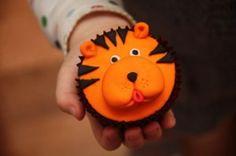 Tiger Cupcakes! War Eagle!