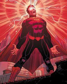 Superman by John Romita Jr and Klaus Janson.