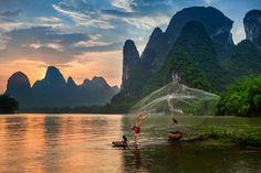 beautiful Guilin