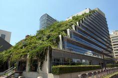 Arquiteto cria edifício agro-urbano em cidade japonesa