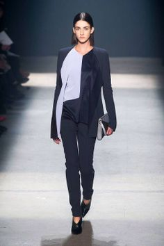 Narciso Rodriguez Fall 2014 Ready-to-Wear Runway - Narciso Rodriguez Ready-to-Wear Collection