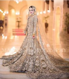 We do made to order bridal and party wears. Bridal Mehndi Dresses, Asian Bridal Dresses, Asian Wedding Dress, Pakistani Wedding Outfits, Bridal Dress Design, Pakistani Wedding Dresses, Bridal Outfits, Wedding Hijab, Indian Dresses
