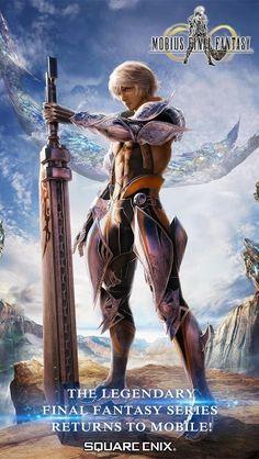 Mobius Final Fantasy v1.3.120 [Mod] Apk Mod  Data http://www.faridgames.tk/2017/03/mobius-final-fantasy-v13120-mod-apk-mod.html