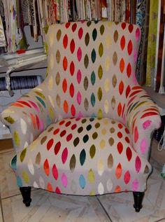 réfection siège et fauteuil,beatrice huard tapissier saint brieuc