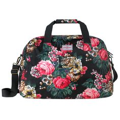 Bloomsbury Bouquet Travel Bag | Cath Kidston |