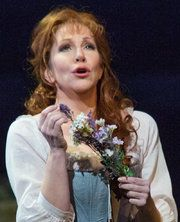 A glowing review of AVA alumna Joyce DiDonato in the Met's performance of La Donna del Lago