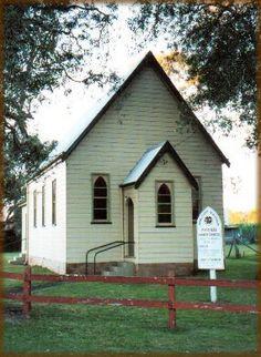 Wardell Methodist Church Ballina, South Wales
