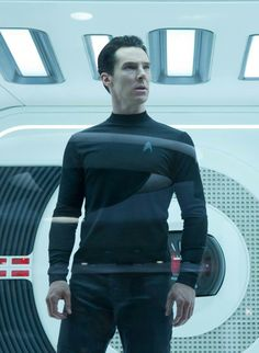 """Benedict Cumberbatch as """"John Harrison"""" in """"Star Trek into Darkness"""". 2013, Paramount Pictures/Bad Robot Productions."""