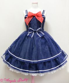 Sherbet Marine jsk by Angelic Pretty